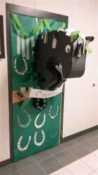 1000+ images about Homecoming Door Decorations on
