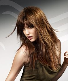 Choppy Haircuts For Long Hair 1000 Images About Hair Styles On