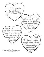 1000+ images about 1 Corinthians 13 Lesson ideas on