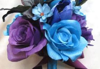 Turquoise And Purple Wedding Riaweddingdresses