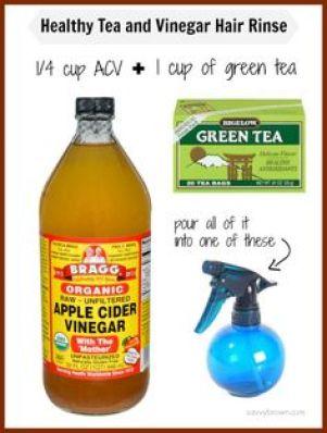 Image result for Apple cider vinegar gently cleanses the scalp
