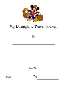 Road Trip Tips: Bring This Free Disney Word Search + More