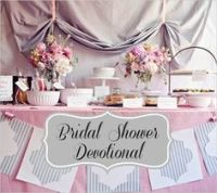 Bridal Shower Devotional Ideas