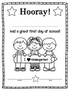 Preschool coloring pages, Coloring pages and Preschool on