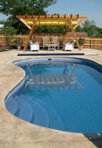 very nice backyard / pool in Austin Texas (Love the ...