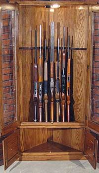 1000+ images about Gun Cabinets on Pinterest | Gun ...