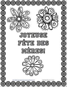 FREE Celebrate Mother's Day in you French class! Digital