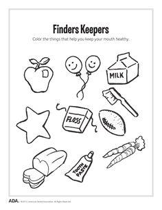 11 Dental Health Activities Puzzle Fun (Printable