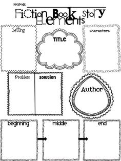 1000+ images about Fiction/Story Elements on Pinterest