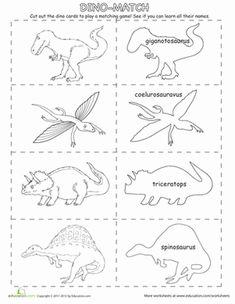 http://www.allkidsnetwork.com/worksheets/dinosaurs/images