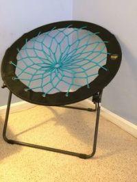 Purple Bungee Chair