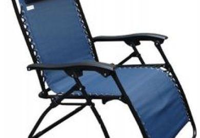 Amazon Com Strathwood Basics Anti Gravity Adjustable Recliner Chair