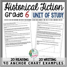 1000+ images about Units of Study on Pinterest