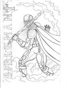 Design your own superhero REDONE: http://pintrestchallenge