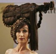 1000 cool weird hairstyles