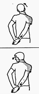 Kinesiology taping instructions for frozen shoulder #ktape