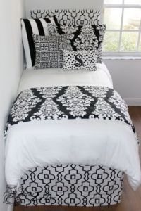 Dorm Bed Skirts on Pinterest | Girl Dorm Rooms, Dorm ...