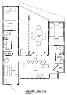 1000+ ideas about Container House Plans on Pinterest