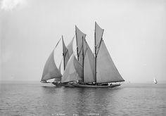 DAUNTLESS John Alden Design No 458 1928 Full Keel