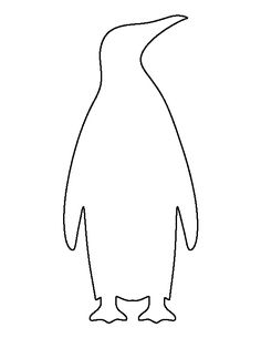Rubber duck pattern. Use the printable outline for crafts