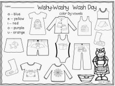 1000+ images about Mrs. Wishy-Washy on Pinterest