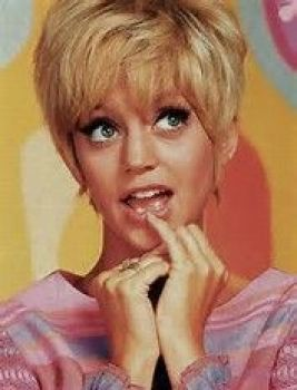 Image result for goldie hawn in laugh-in