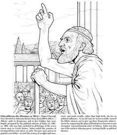 1000+ images about Athens Coloring Pages on Pinterest