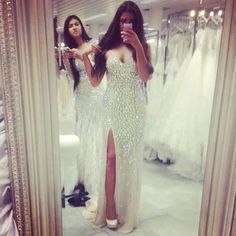 Wedding dress on Pinterest  3 Friends Pnina Tornai and