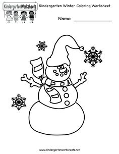 1000+ images about Winter Worksheets and Activities on