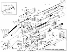 1000+ images about WEAPONS: FIREARMS DIAGRAMS on Pinterest