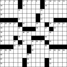 Figurative Language Crossword Puzzle ~ FREE