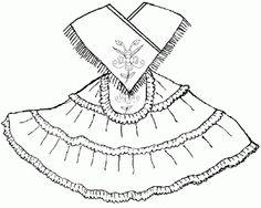 Vestuario huasteco para