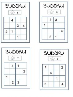 A small collection of free, printable samurai sudoku. With