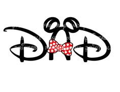 Personalized Mickey Mouse and Minnie Mouse Kiss by