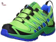 salomon xa pro d cswp j chaussures multisports de plein air mixte enfant vert