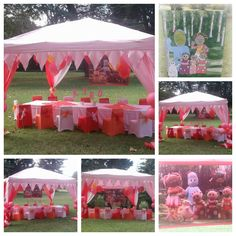 """HeavenLee Creations """"In The Night Garden"""" Party Ideas 2nd"""