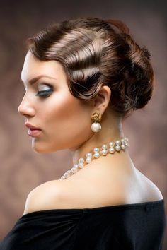 Frisuren Ideen Frisuren Der 20er Jahre 20er Jahre 20er Und Frisur