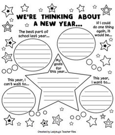 1000+ images about New Year's Teaching Ideas on Pinterest