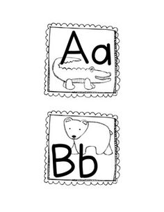 1000+ images about ABC's zoo phonic animals on Pinterest