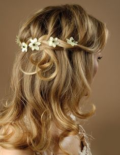 Bridal Hairstyles For Long Thin Hair Bing Images Wedding Ideas