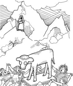 1000+ images about MOSES: THE GOLDEN CALF!!! on Pinterest