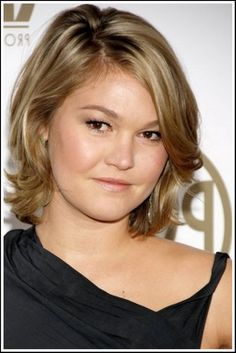 Nice Short Hairstyles For Fat Faces And Double Chins Fat Face