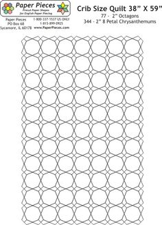 1000+ images about English Paper Piecing Inspiration on