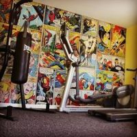 1000+ images about Superhero Gym/ Home Gym Decor Ideas on ...