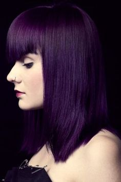Best Permanent Purple Hair Dye