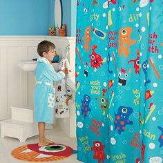 Boys Monster Bathroom My Beautiful House Pinterest Bathroom