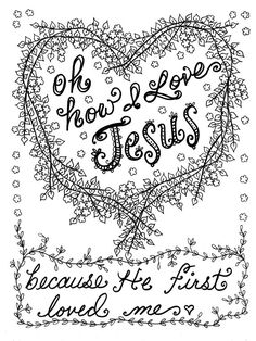 Coloring pages, Coloring and Bible verses on Pinterest