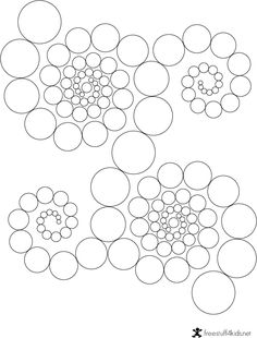 Circles, Templates and 'salem's lot on Pinterest