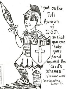 1000+ images about Bible Lesson: Armor of God on Pinterest