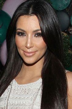 Kim Kardashian HairStyle Lookbook Celebrity Hairstyles
